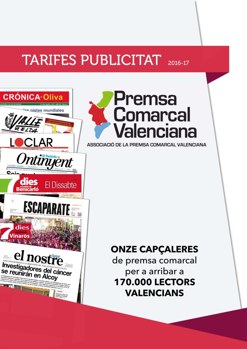 Tarifas Comarcal 16-17.indd